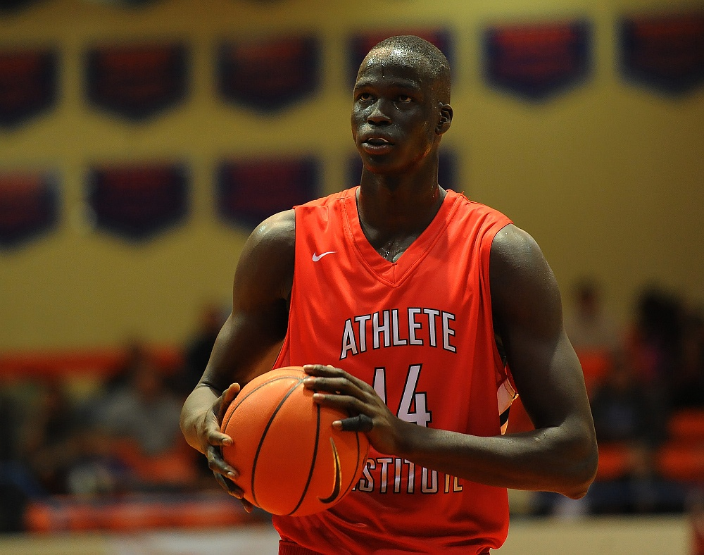 Thon Maker Athlete Institute Prep NBA Draft