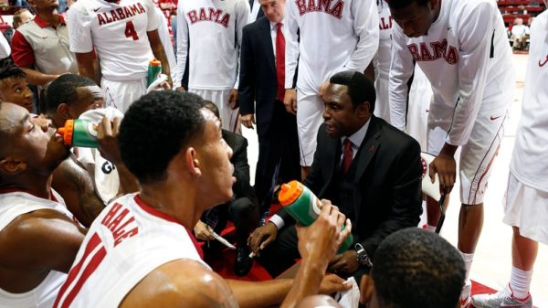 Alabama Crimson Tide Avery Johnson Return To Canada