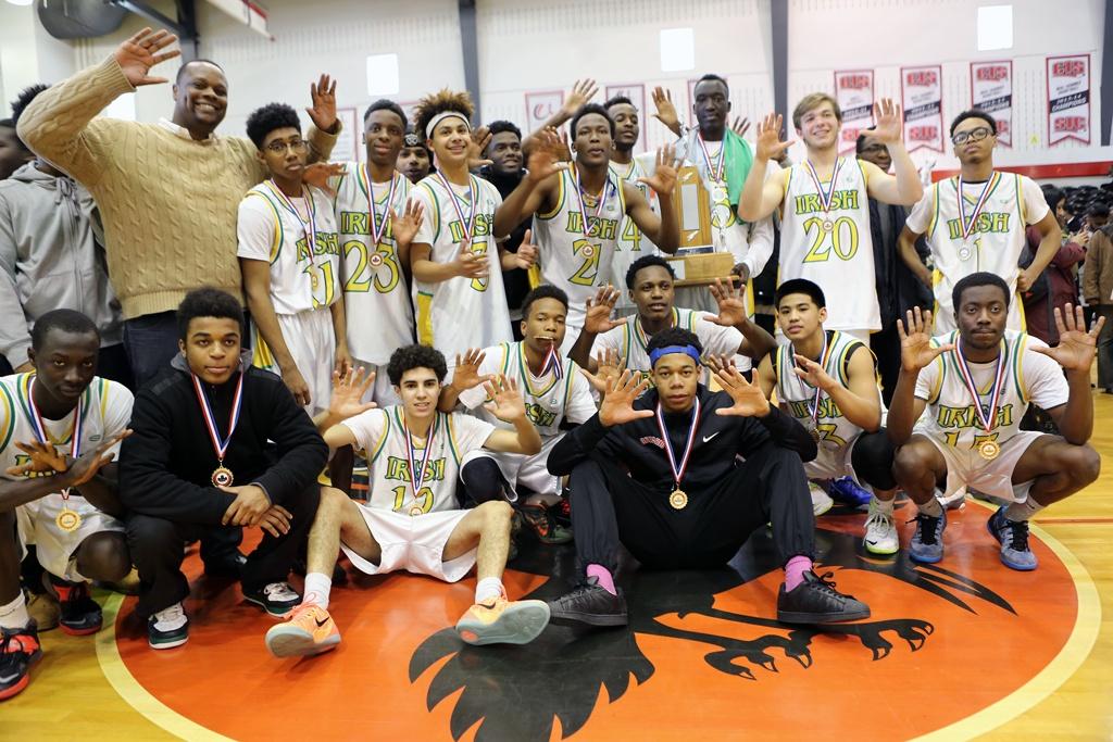 Historic High School Basketball Season in Ottawa's 'OFSAA' division