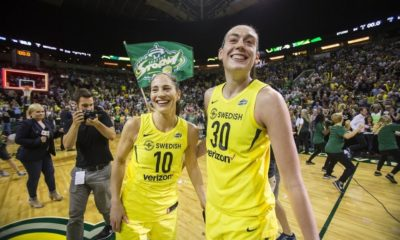Hotter Than Mercury, Seattle Storm To The WNBA Finals