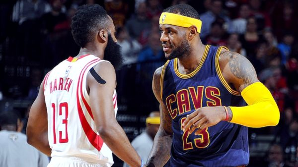 Houston Rockets Claim They Have 'King James' After Big O.T. Win
