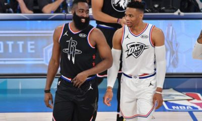 Houston, We Have A Harden And Westbrook Reunion