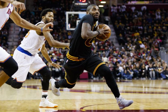 If Kyrie Will Be King, Where Shall He Rule