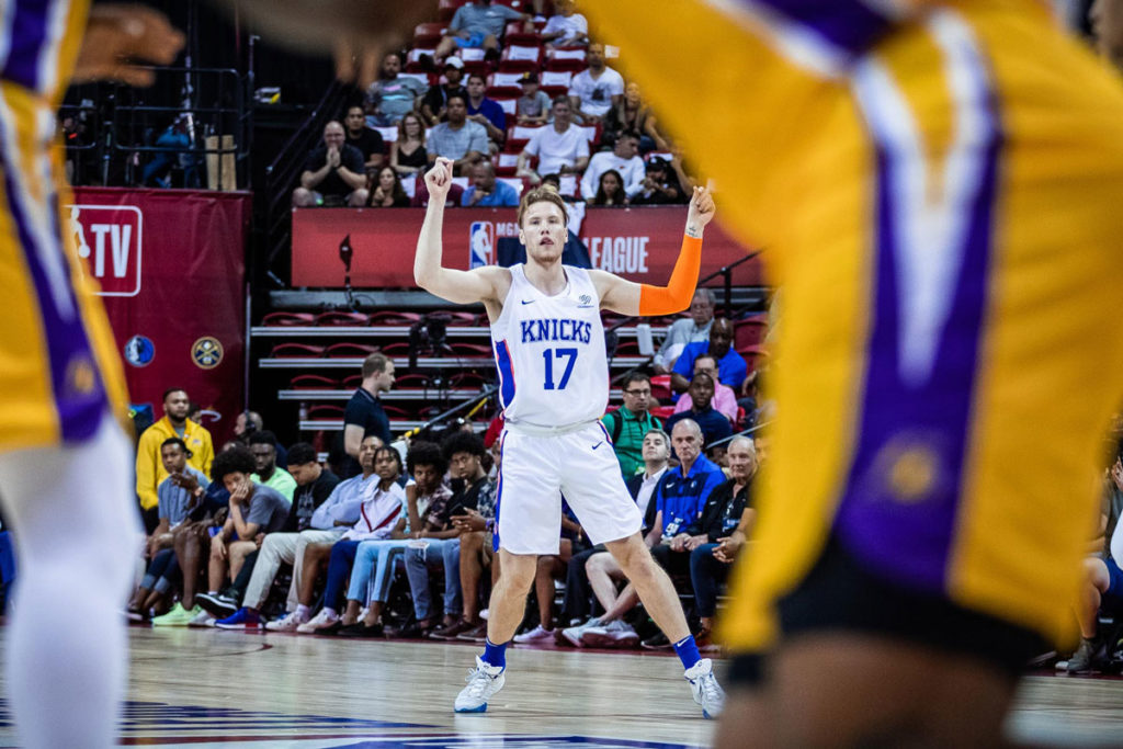 Ignas Brazdeikis Canadians Blow Up At 2019 Nba Summer League