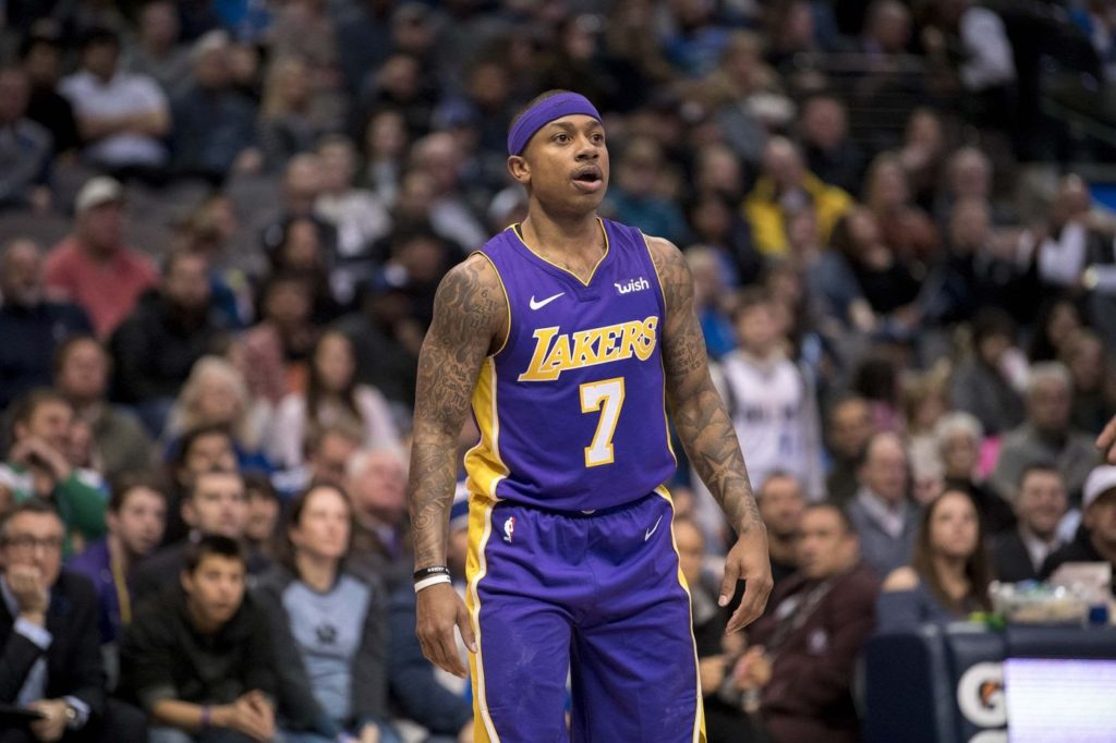 Is Isaiah Thomas IT For The Lakers?