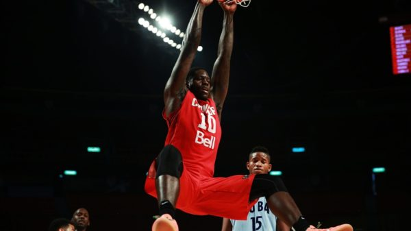 Is Toronto's Very Own Anthony Bennett Coming Home?