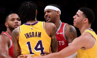 It's Time For The Lakers To Get 'Melo