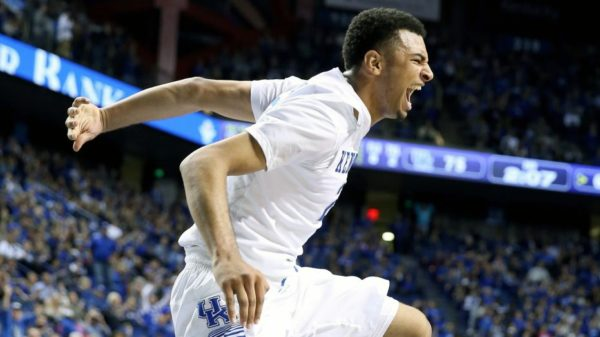 Jamal Murray 35 Points, Sets Kentucky Freshman Record In Win Over Florida