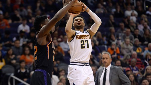 Jamal Murray 46 points, career-high nine three-pointers