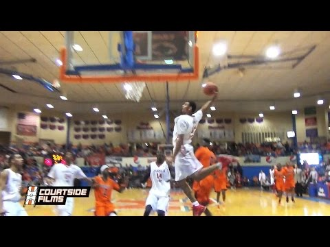 Jamal Murray takes Flight in a Win Over Callaway
