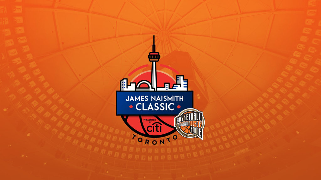 James Naismith Classic Toronto NCAA Basketball
