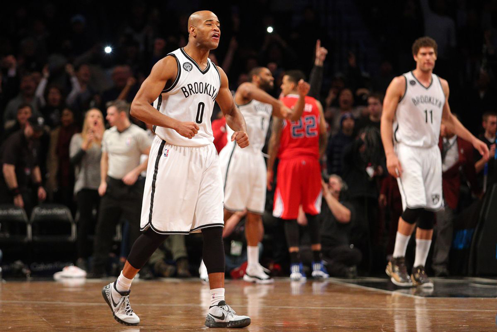 Jarrett Jack Sixth Man Jack Box Brooklyn Nets