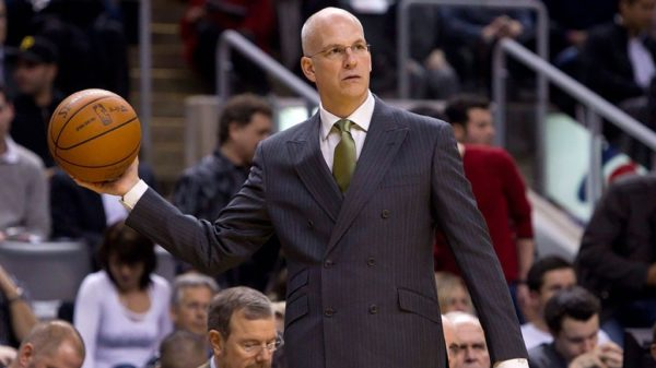 Canadian Jay Triano Head Coach NBA Phoenix Suns