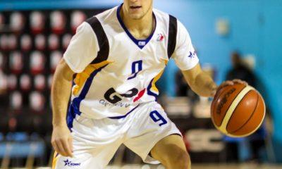 Joe Puddister Canadian Basketball League CBL