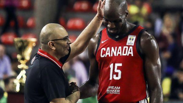 Anthony, Heslip headline Canada's FIBA Americas roster