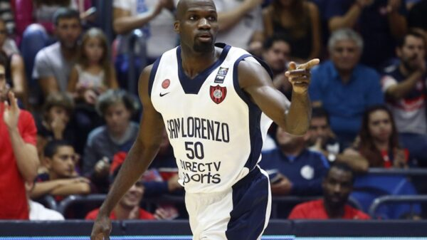 Joel Anthony Spent The Last Two Seasons With San Lorenzo In Argentina