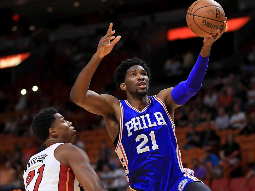 Joel Embiid…The Process Of Elimination