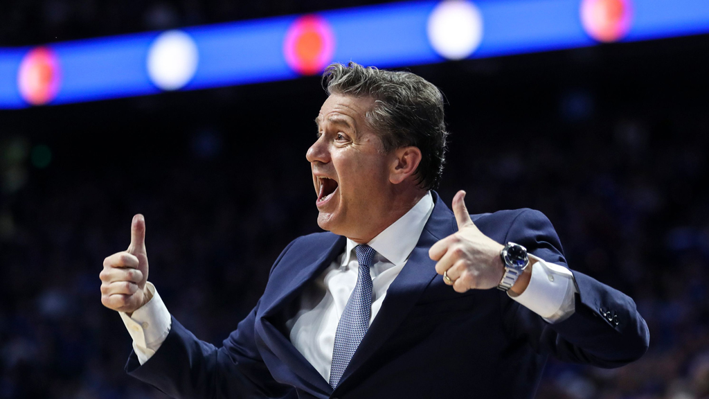 John Calipari Kentucky Wildcats Top Earning NCAA College Basketball CoachesJohn Calipari Kentucky Wildcats Top Earning NCAA College Basketball Coaches