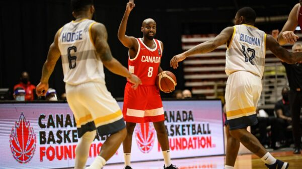 Johnny Berhanemeskel Clutch Three Point Shooting Helps Canada Sweeps The U.s. Virgin Islands And Qualify For The Upcoming Fiba Americup 2022