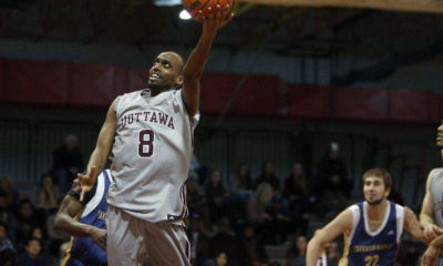 Johnny Berhanemeskel Jumper With 7 Seconds Lifts Ottawa Gee Gees Over Carleton Ravens To Win 2014 Oua Championship