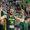 Jonas Valanciaunas Shines At FIBA 2014 World Cup