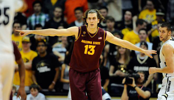 Jordan Bachnyski Canadians Shine On Opening Day Of 2014 Ncaa March Madness Tournament