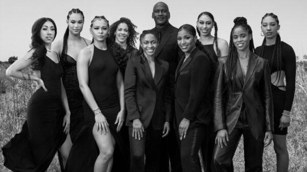 Jordan Brand is Team WNBA in leagues 25th anniversary