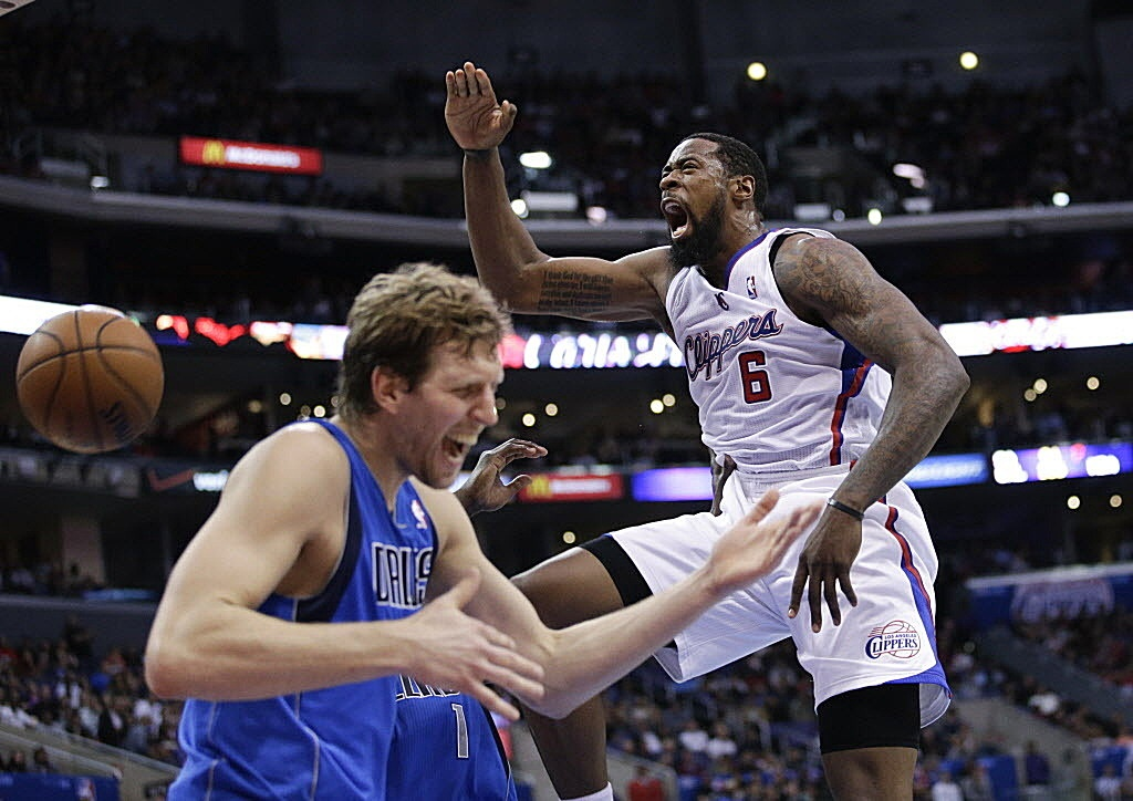 Jordan Changes The Rules, Makes A Maverick Move By Re-Signing With Clippers
