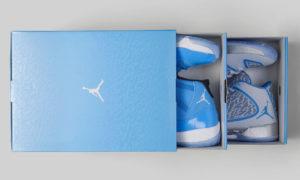 Top 5: Air Jordan, why so Blue?