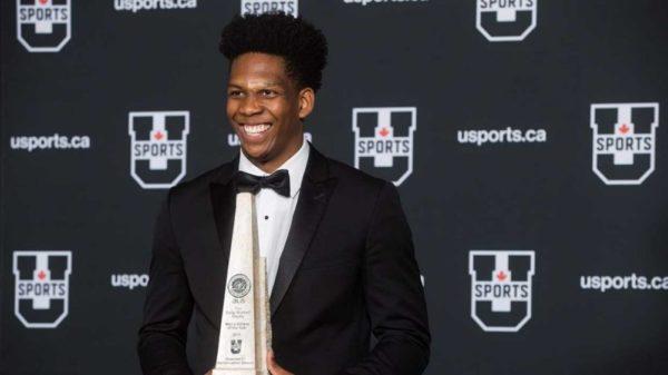 Kadre Gray wins second consecutive U Sports MVP