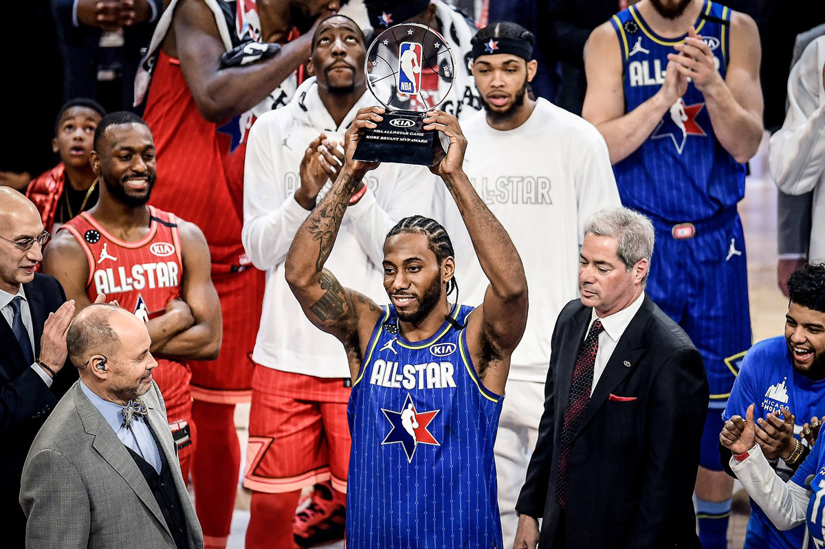 kawhi leonard 2020 nba all star game mvp