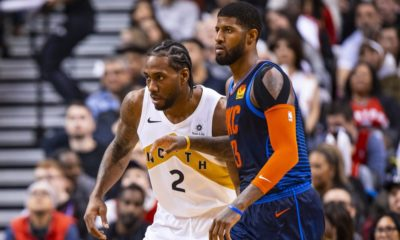 Kawhi Leonard And Paul George Rage Against The Laker Machine For The Battle Of Los An