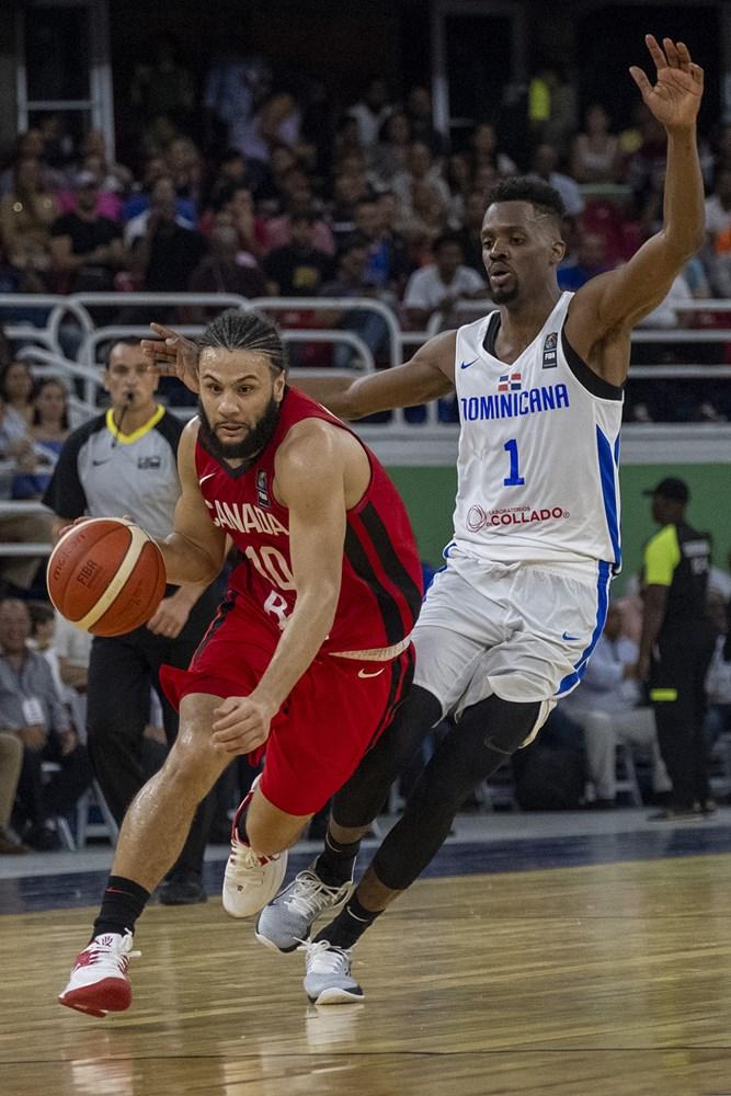 kaza kajami keane canada falls to dominican republic fiba 2021 americup qualifiers