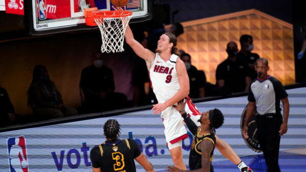 Kelly Olynyk 24 points against the Los Angeles Lakers is the most points scored by canadian basketball player in NBA Finals