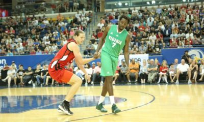 Kelly Olynyk Injury Canada Vs Nigeria