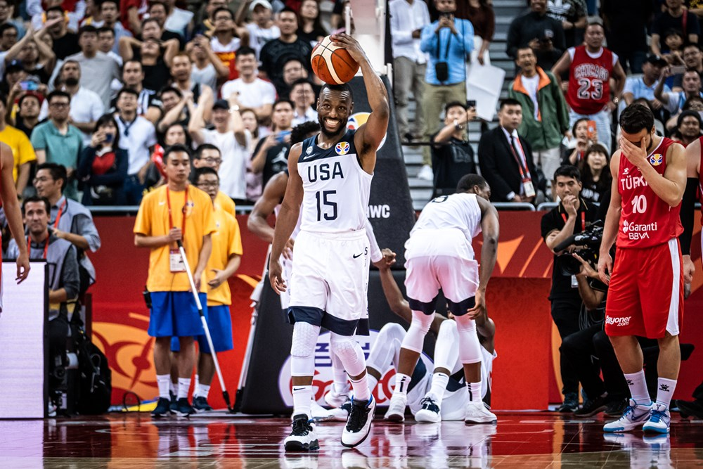 Kemba Walker Usa Pushed To The Brink Survive Turkey 93 92 In Ot At Fiba World Cup