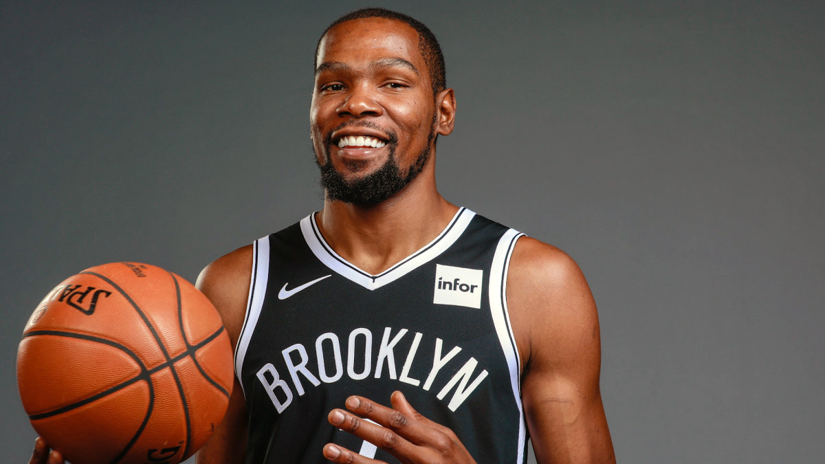 Kevin Durant Brooklyn Nets 2020 2021 Nba Season Preview Eastern Conference