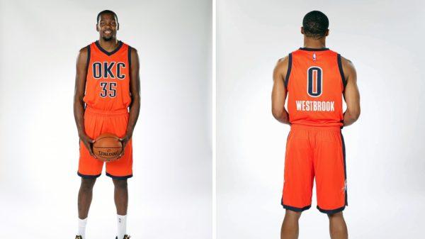 Orange Is The New OKC Look