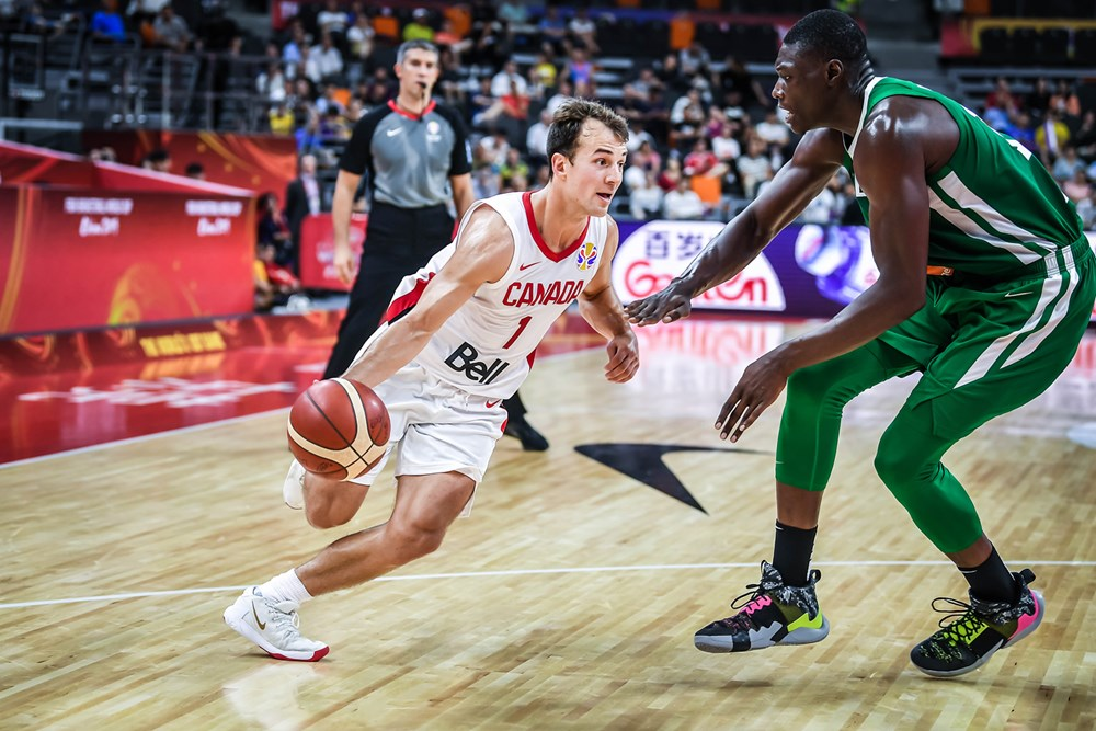 Kevin Pangos Canada Beat Senegal Scoop Up First World Cup Win Since 2002