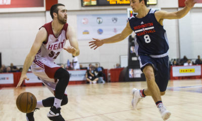 Kevin Pangos Canadians In 2017 Nba Summer League