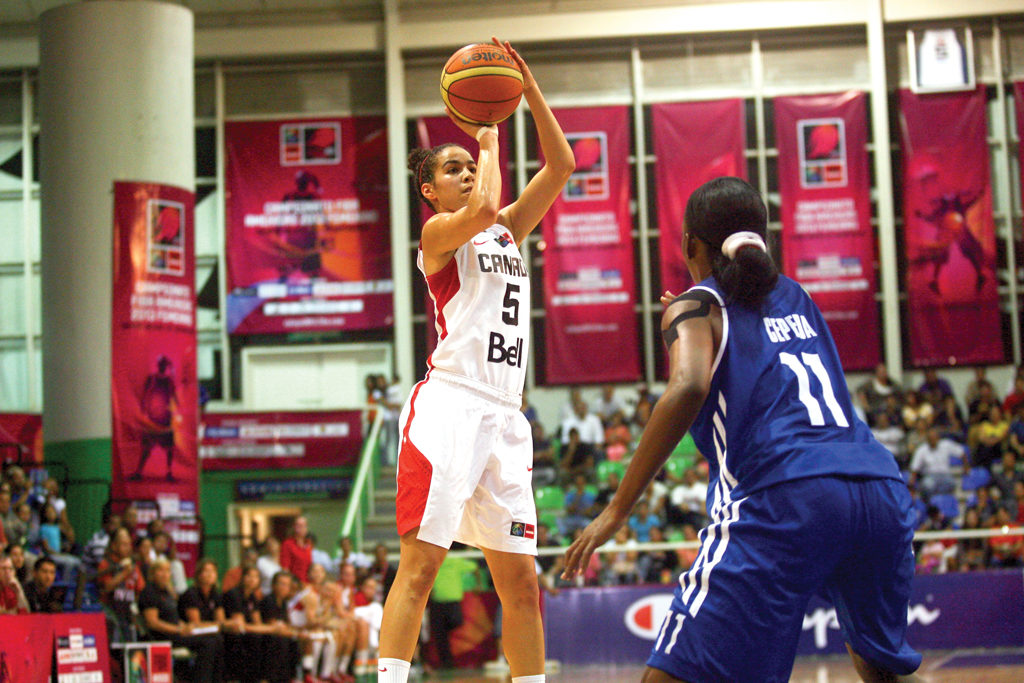 Kia Nurse Ahead Of Schedule Got Next Basketballbuzz Magazine Feature