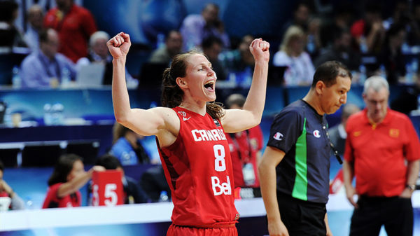 Canada finish fifth at 2014 FIBA World Championships