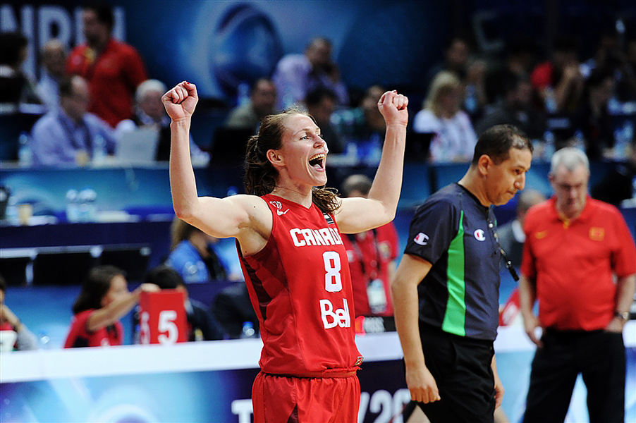 Canada finish fifth at 2014 FIBA World Championships