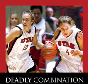 Kim Smith Shona Thorburn Deadly Combination Basketballbuzz Magazine 2006