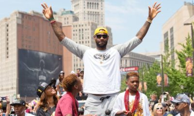 King Cavaliers Let Parade Day Reign