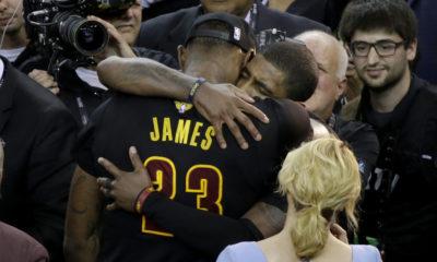 LeBron James, Kyrie Irving