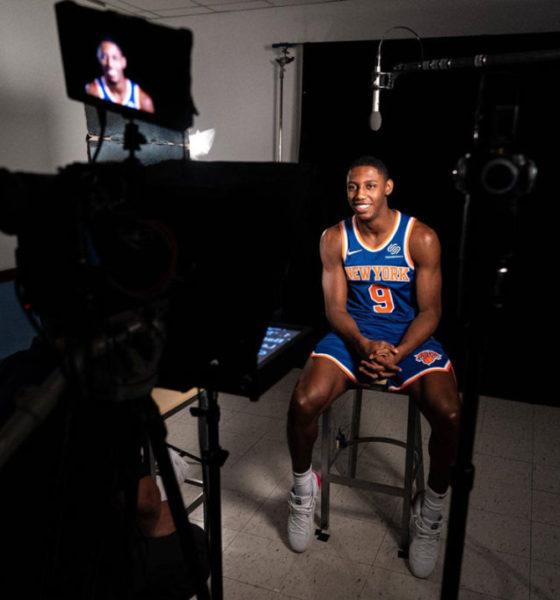 Knicks RJ Barrett joins Puma basketball family