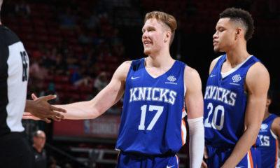 Knicks Rookie Ignas Brazdeikis 30 Pts 8 Rebs Nba Summer League