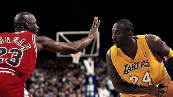 Kobe Bryant Makes His Point Passing Michael Jordan On The NBA All-Time List