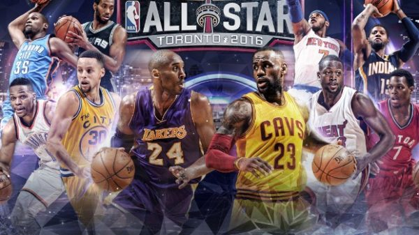 Kobe's 18th & Last ASG Leads 2016 Toronto All-Stars To The 6